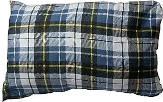 10T Outdoor Equipment 10T Camp Pillow Almohada de Camping, Azul, Estándar