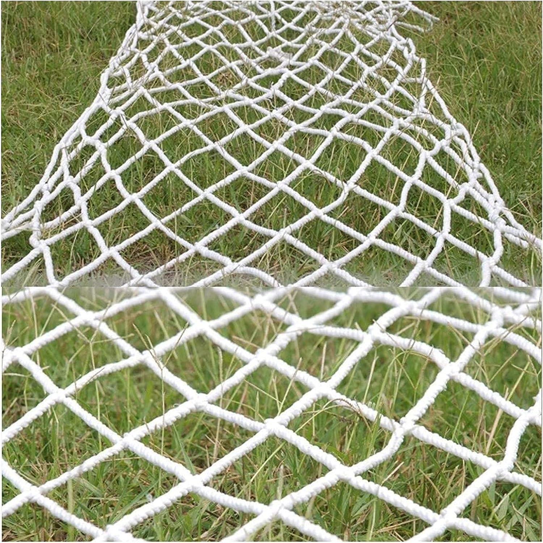 White Cargo Net Kids Swing Hammock Outdoor Max 57% OFF Rope Netting Price reduction Railing