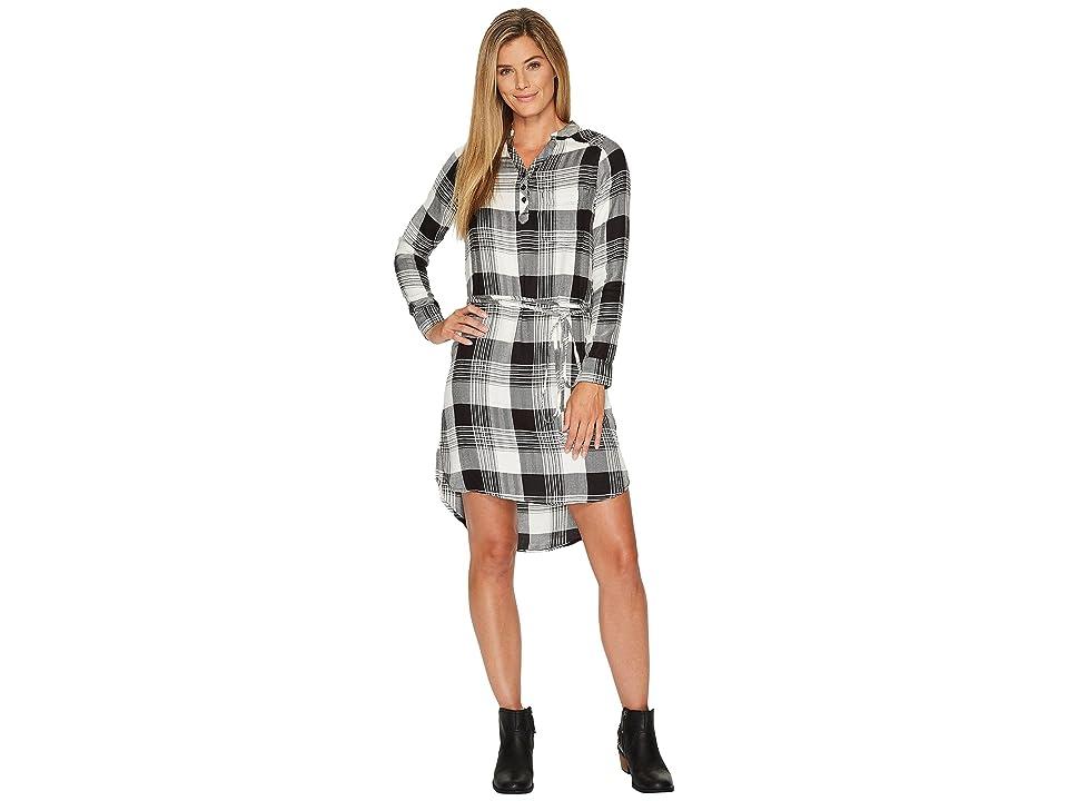 Mountain Khakis Josie Dress (Powder Plaid) Women