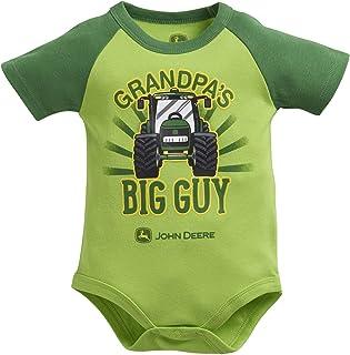 John Deere Baby Boys' Bodyshirt