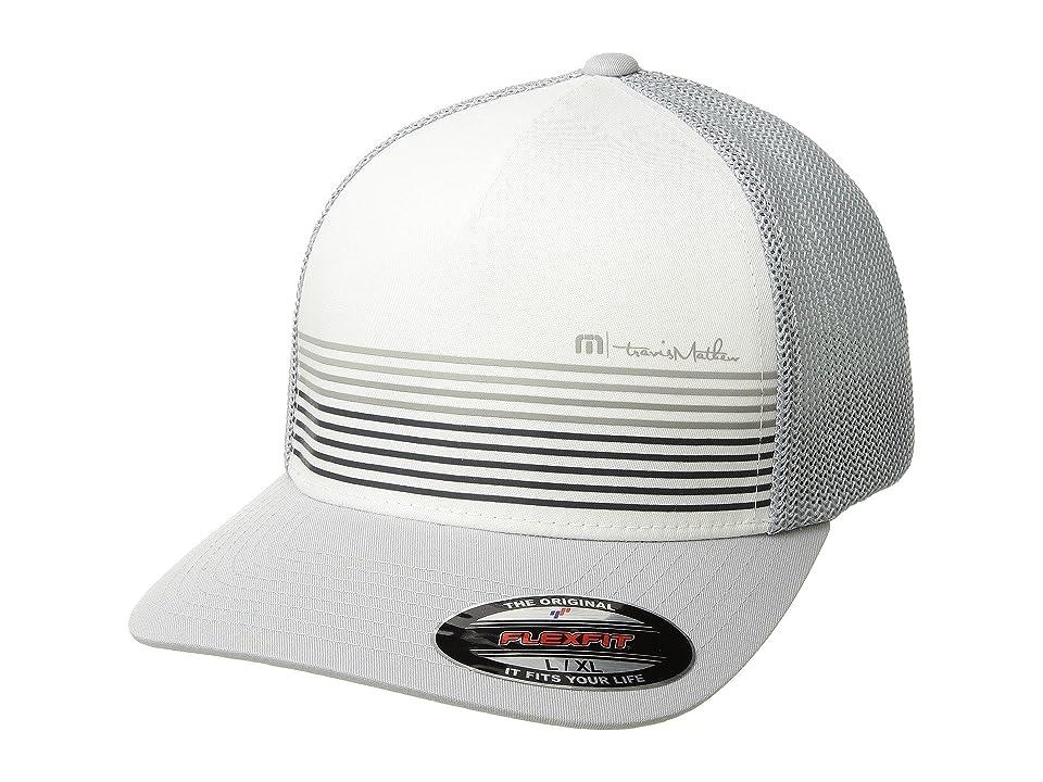 new products 508e9 965c1 ... image for TravisMathew - Braids (White) Caps   upcitemdb.com UPC  190388060564 product image for 2018 Travismathew Braids Golf Cap White Small  medium ...