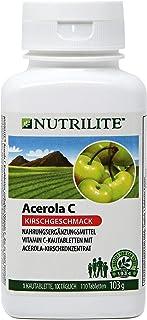 Acerola Vitamin C Kautabletten NUTRILITE™ - 110 Kautabletten / 103 g - Amway - Art.-Nr.: 4237