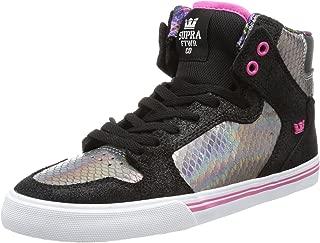 Supra Vaider Black/Crazy Women's Fashion Sneakers