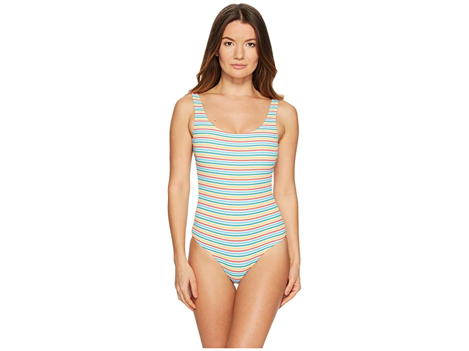 onia Kelly One-Piece (Seersucker Multi) Women