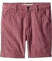 Soft Multi Pocket Coastal Shorts (Toddler/Little Kids/Big Kids)