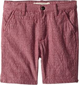 Soft Multi Pocket Coastal Shorts (Toddler/Little Kids/Big Kids)