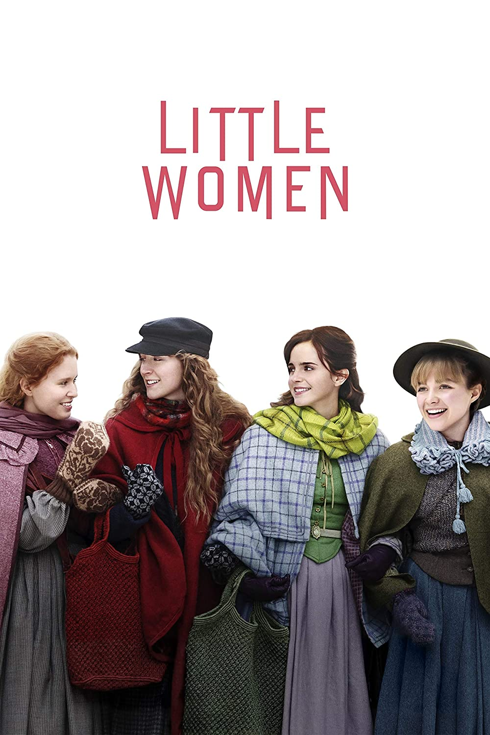 Little Women NEW At the price Poster Print Wall Art Gift