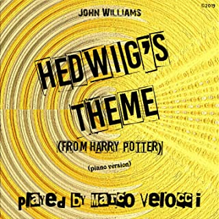 Hedwig's Theme (From Harry Potter (Piano Version))