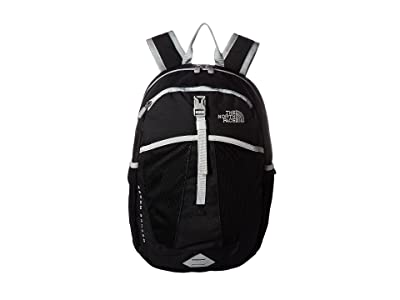 The North Face Recon Squash Backpack (Youth) (TNF Black/High Rise Grey) Backpack Bags
