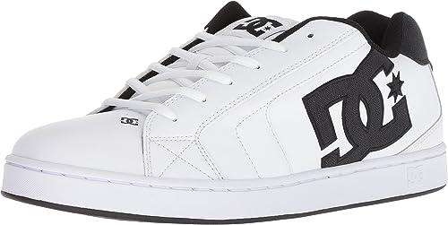 Net Net DC Se Faibletop Chaussures, 42, blanc blanc noir  économiser 35% - 70% de réduction