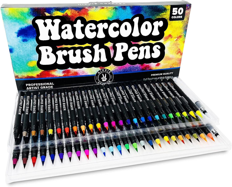 Premium Watercolor Brush Pens Brand Cheap Sale Venue Artist Tip Free Shipping Cheap Bargain Gift Ma Water Coloring