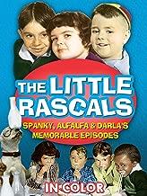 The Little Rascals Spanky, Alfalfa, & Darla's Memorable Episodes in Color