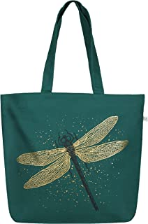 EcoRight Large Canvas Tote Bags for Women with Zipper | Shopping Bag for Grocery, Travel, Beach | Shoulder Handbags for Wo...