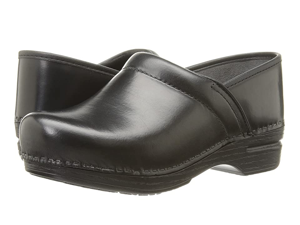 Dansko Pro XP (Black Cabrio) Women