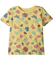 Float Like a Butterfly Crusher Tee (Toddler)