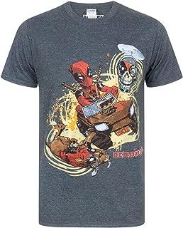Marvel 4x4 Men's T-Shirt