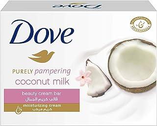 صابون وكريم الجمال بيورلي بامبرينج بحليب جوز الهند من دوف، 135 غرام