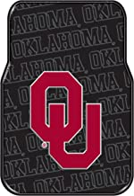 NCAA Oklahoma Sooners Two-Pack Front Car Floor Mat