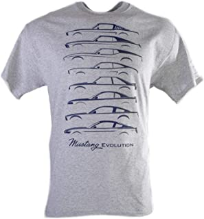 David Carey Officially Licensed Ford Evolution Screen Print Tee