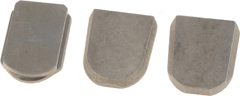 Dorman 76864 Industry No. 1 Rear Selling rankings View Mirror 3 Bracket Piece Assortment