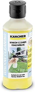 Kärcher Nettoyant vitres concentré (500 ml) détergent pour nettoyeurs de vitres