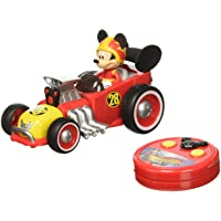 Jada Toys Disney Mickey Roadster Racer RC Vehicle