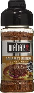Gourmet Burger Seasoning, 2.75 Ounce, 2 Pack