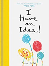 I Have an Idea! (Interactive Books for Kids, Preschool Imagination Book, Creativity Books)