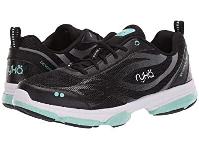 Ryka Devotion XT (Black/Mint) Women