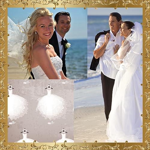 Collage de fotos de boda