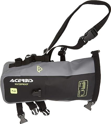 Acerbis 250633178 116 Wasserdichte Tragetasche Schwarz Grau Auto