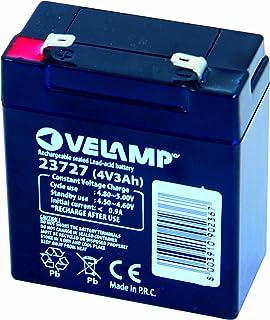 Avec connecteur Bleu Standard 2x18650 500 cycles Velamp BATTIR867 Batterie rechargeable Li-Ion 7,4V 4400mAh