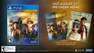 Shenmue I & II - Classics HD Edition - PlayStation 4