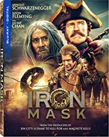 Arnold Schwarzenegger and Jackie Chan in IRON MASK on Blu-ray and DVD Nov. 24 from Lionsgate