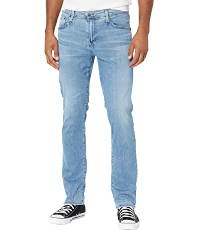 AG Adriano Goldschmied Graduate Tailored Leg Jeans in Gravity (Gravity) Men