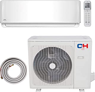 COOPER AND HUNTER 12000 BTU Ductless Mini Split Heat Pump Air Conditioner 230V