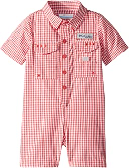 Sunset Red Gingham