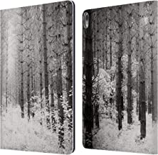 Official Dorit Fuhg Into The Forest 3 in The Forest Leather Book Wallet Case Cover Compatible for iPad Pro 12.9 (2018)