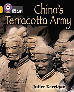 China's Terracotta Army: Band 09/Gold (Collins Big Cat) (English Edition)