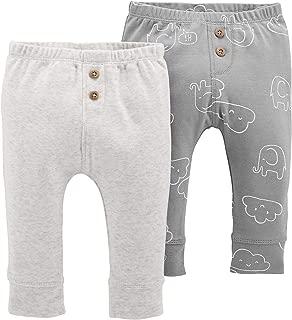 Carter's Baby Boys 2-pk. Elephant Pull-On Pants