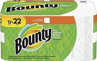 Bounty Paper Towels Super Rolls, White