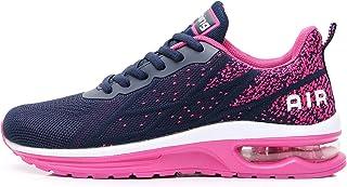 GANNOU Women`s Air Athletic Running Shoes Fashion Sport Gym Jogging Tennis Fitness Sneaker US5.5-10