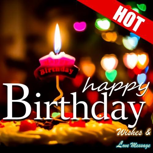 Geburtstags-Wünsche & Nachrichten