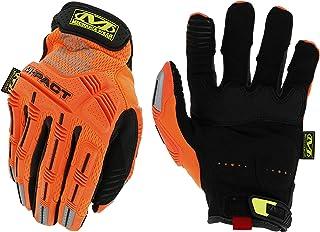 Mechanix Wear - Hi-Viz M-Pact (Large, Fluorescent Orange)