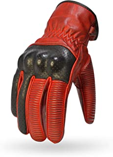 TORC Men's glove (Whittier Red, Small)