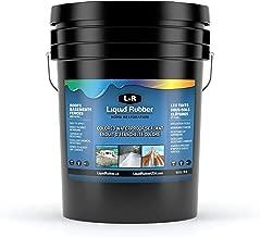 Liquid Rubber Color Waterproof Sealant Beige 5 Gal
