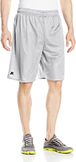 Russell Athletic Men's Mesh Shorts (No Pockets)