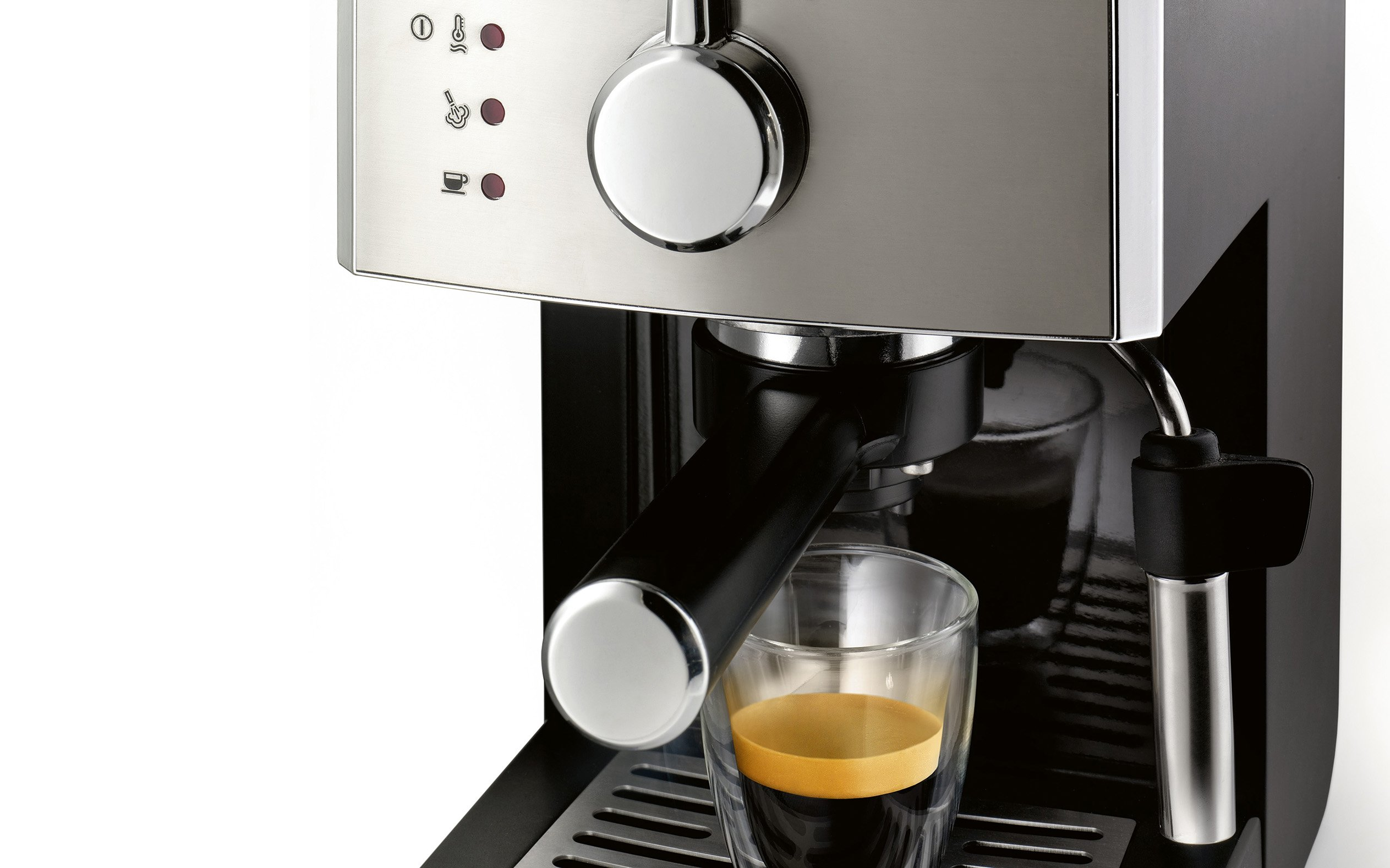 Saeco Poemia Class HD8425/11 - Máquina de café espresso manual ...