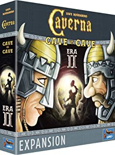 Look Out Games Caverna: Cave vs Cave - Era II Expansion