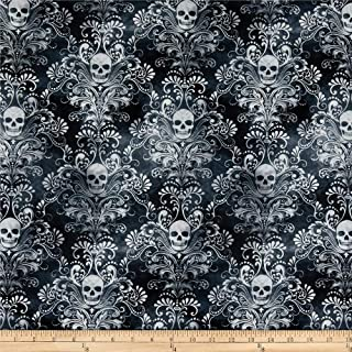Best skull quilting fabric Reviews
